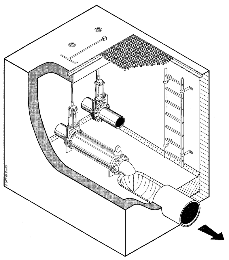 0124t Membrane Flow Control Semi Dry Installation Uft Fluidhose