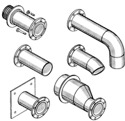 0283f Formed Fittings UFT-<em>FluidFit</em> -